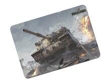 World of Tanks коврик для мыши можно мыть коврик для мыши для ноутбука коврик для мыши передач Notbook компьютерная игровой коврик для мыши геймер коврики для игры