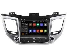 Android 7 1 1 2GB car DVD player for Hyundai Tucson ix35 2016 gps navigation radio