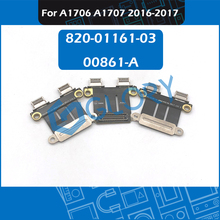 """New 820 001161 03 00861 A for Macbook Pro Retina 13"""" 15"""" A1706 A1707 Type C USB C DC Power Jack Board Connector 2016 2017"""