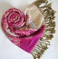 Мода шаль шарфы обертывание кашемировые шарф платок пончо обернуть 10 шт./лот