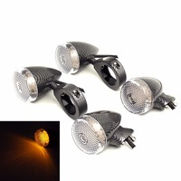 Motorcycle LED Turn Signal Brake Lights 12V Contains Both Before And After The Turn Signal