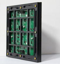 P6 открытый SMD полноцветный 192*192 мм 32*32 пикселей 1/8 привод сканирования hub75 порт smd 3in1 водонепроницаемый rgb led дисплей модуль P3.9 P4.81