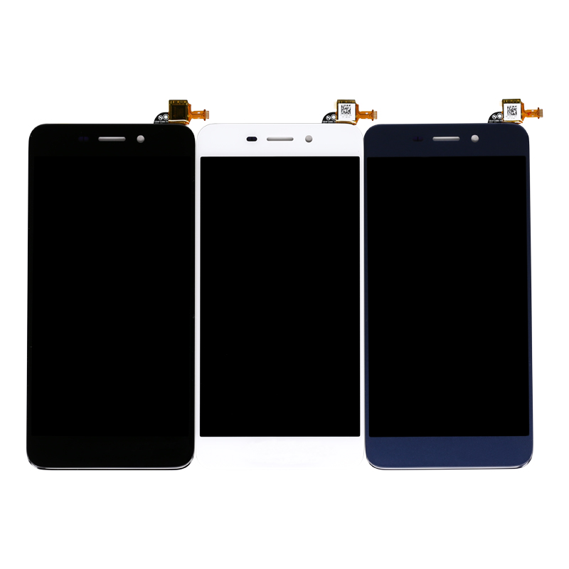 China Supplier 5.2'' Black White Full <font><b>LCD</b></font> Display For <font><b>Huawei</b></font> <font><b>Honor</b></font> <font><b>6C</b></font> <font><b>Pro</b></font> <font><b>Touch</b></font> Screen Digitizer Assembly Replacement Parts image
