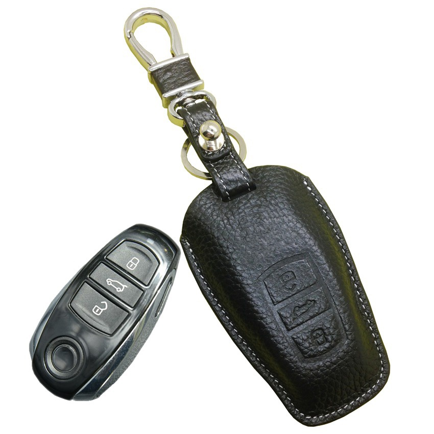 fob vw  car key fob case  volkswagen touareg remote key cover holder wallet shell vw