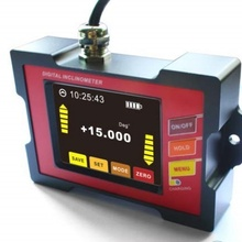 DMI815-15 Цифровой Инклинометр одноосный цифровой дисплей Инклинометр диапазон ± 15