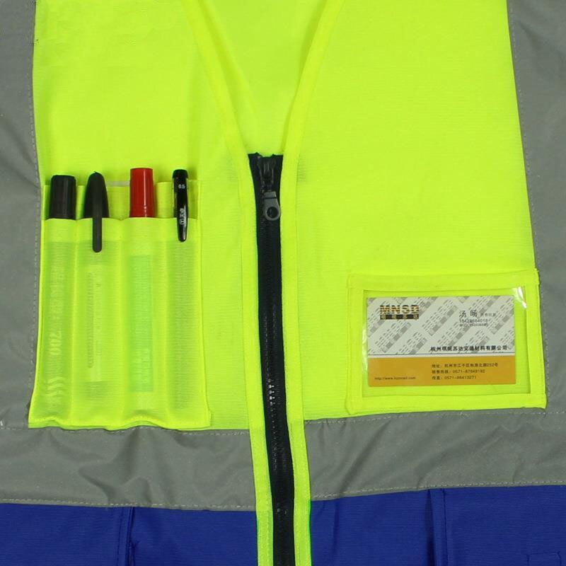 Reflective Safety Vest 03