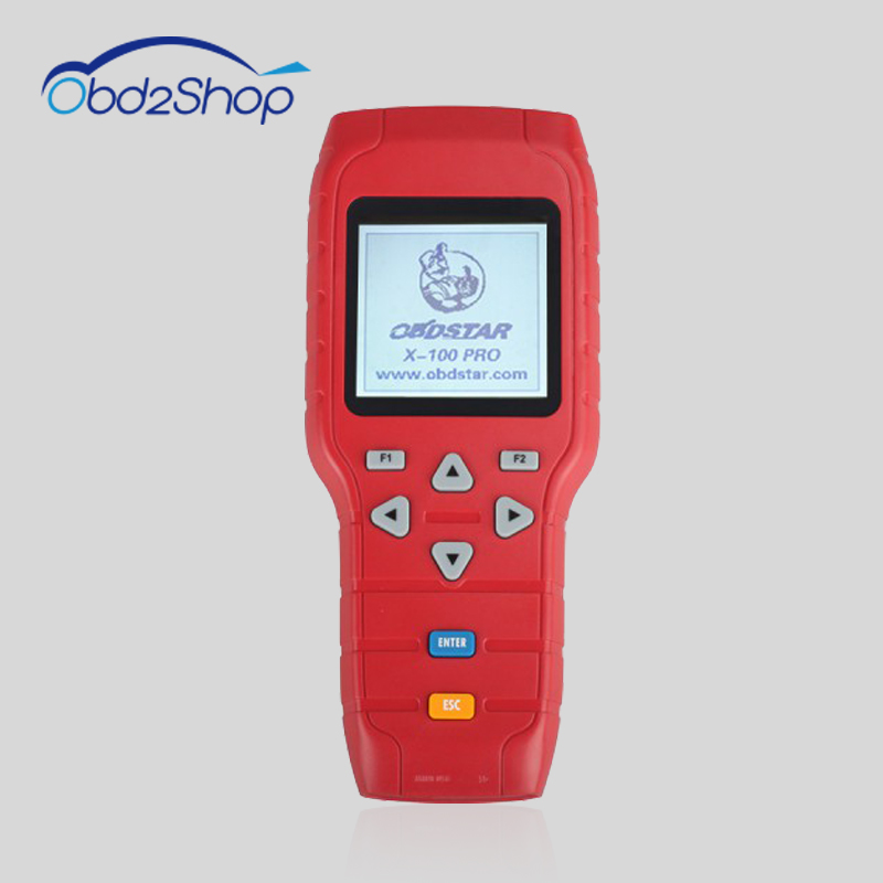 OBDSTAR X-100 PRO Auto Key Programmer (C+D) Type for IMMO+Odometer+OBD Software Support  ...
