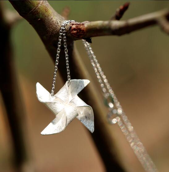 Shuangshuo Fashion Jewelry Windmill Pends