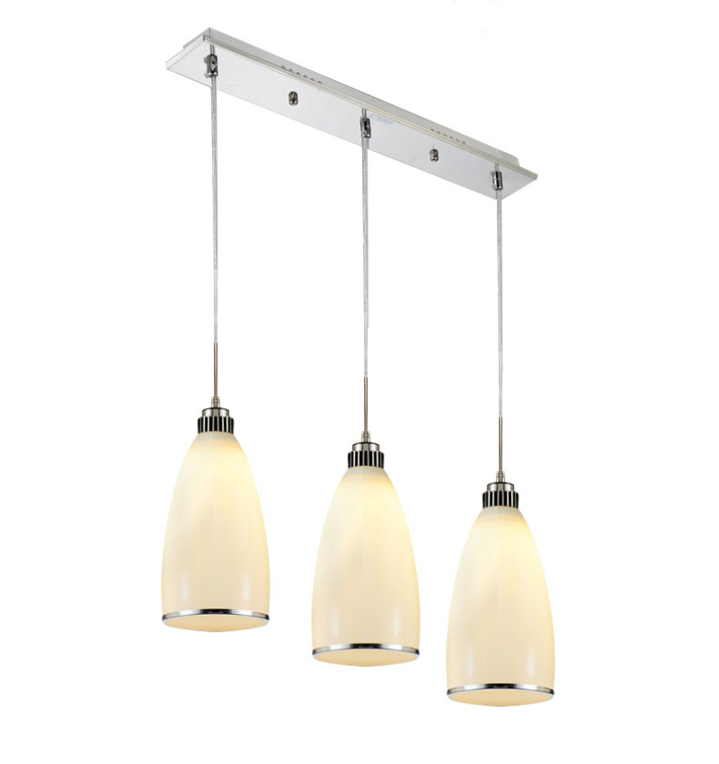 все цены на 2016 Nordic Creative Pendant Lights for Dinning Room Glass Ball Lampshade Kitchen Lighting E27 220V Bar Lampadario Vintage Lamp