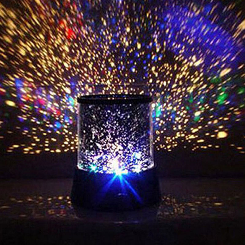 Led Starry Night Lights Sky Star Projector Lamp Light Kids Gift Cosmos Master Stars Lamps In From Lighting On