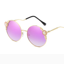 e8b6c2f050 Anteojos De Sol Hombre lunettes De soleil rondes monture ronde lunettes De  soleil dégradé lunettes De soleil strass lunettes ave.