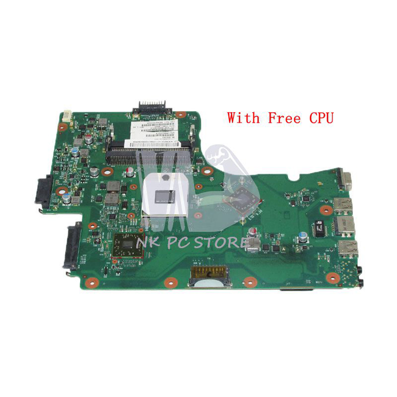 NOKOTION 6050A2357401 MB A02 1310A2357402 V000225010 For Toshiba Satellite C650D C655D Laptop Motherboard Socket S1 Free cpu Motherboards     - title=