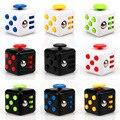 O novo anti ansiedade stress cubo fidget spinner, fidget brinquedo cubo dice, presentes para as crianças e adultos Speelgoed