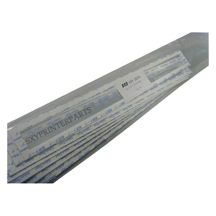 100pcs Free shipping transparent toner cartridge seal for <font><b>HP</b></font> 05A <font><b>49A</b></font> 53A image