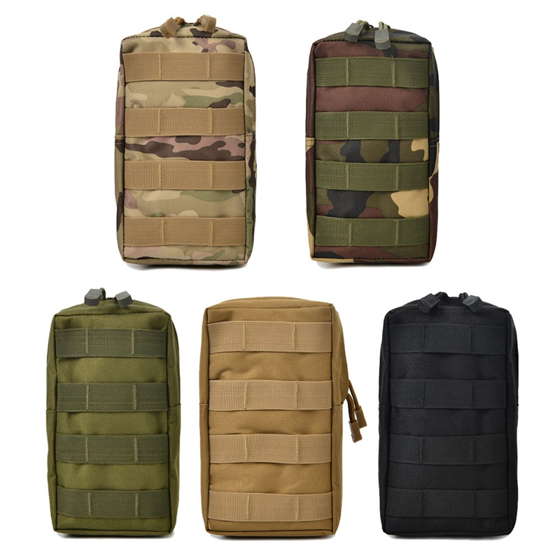 Airsoft Sports Military 600D MOLLE Pouch Bag 38
