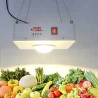 Pode ser escurecido espectro completo cob led cresce a luz cree cxb3590 200 w equipamento hps 400 lâmpada de crescimento planta interior iluminação do painel|Luzes LED crescimento plantas| |  -