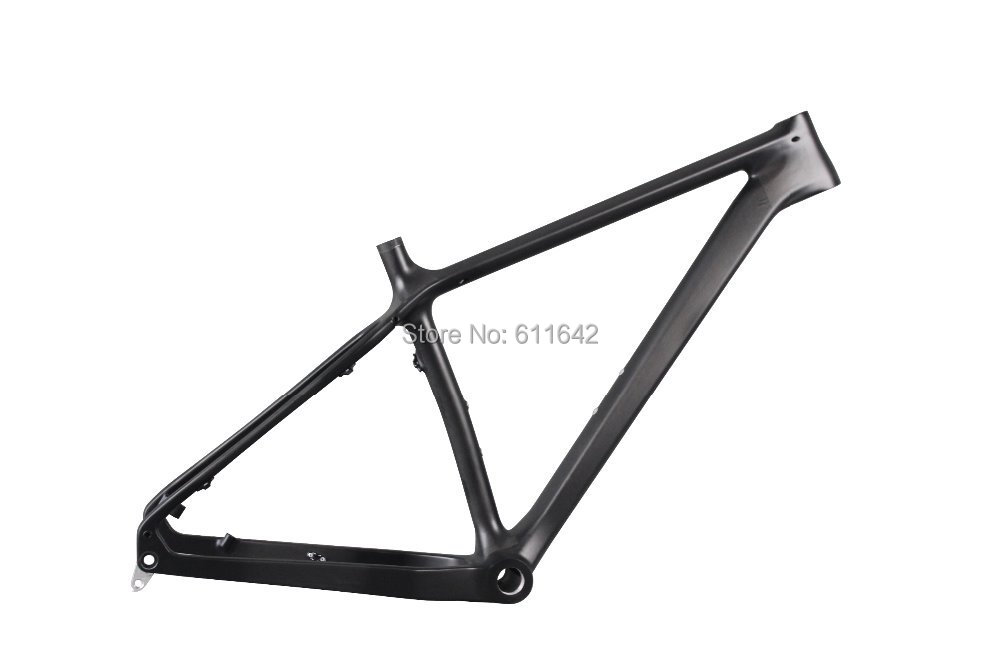 ICAN Best Price stable 26ER Carbon fatbike frame , snow bike frames 16/18/20  BSA BB 197mm 12mm axle best price 5pin cable for outdoor printer