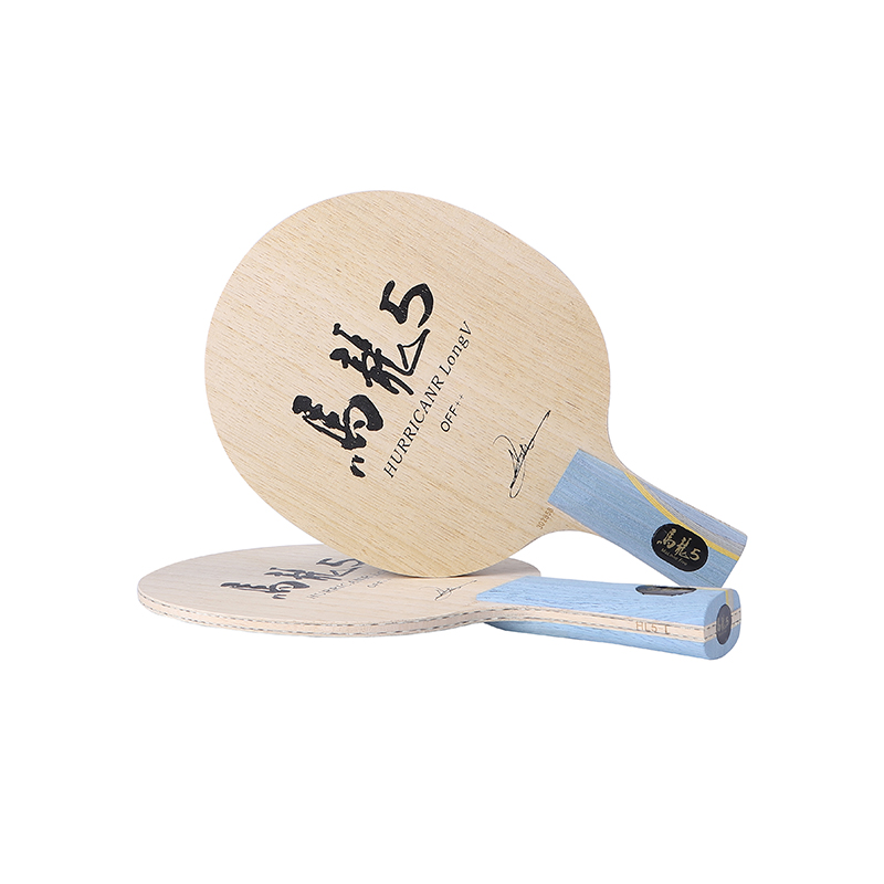 Image 5 - Hurricane Long Table Tennis Blade table tennis racket pingpong racket FL finished table tennis bats long handle shakehand racket-in Table Tennis Rackets from Sports & Entertainment