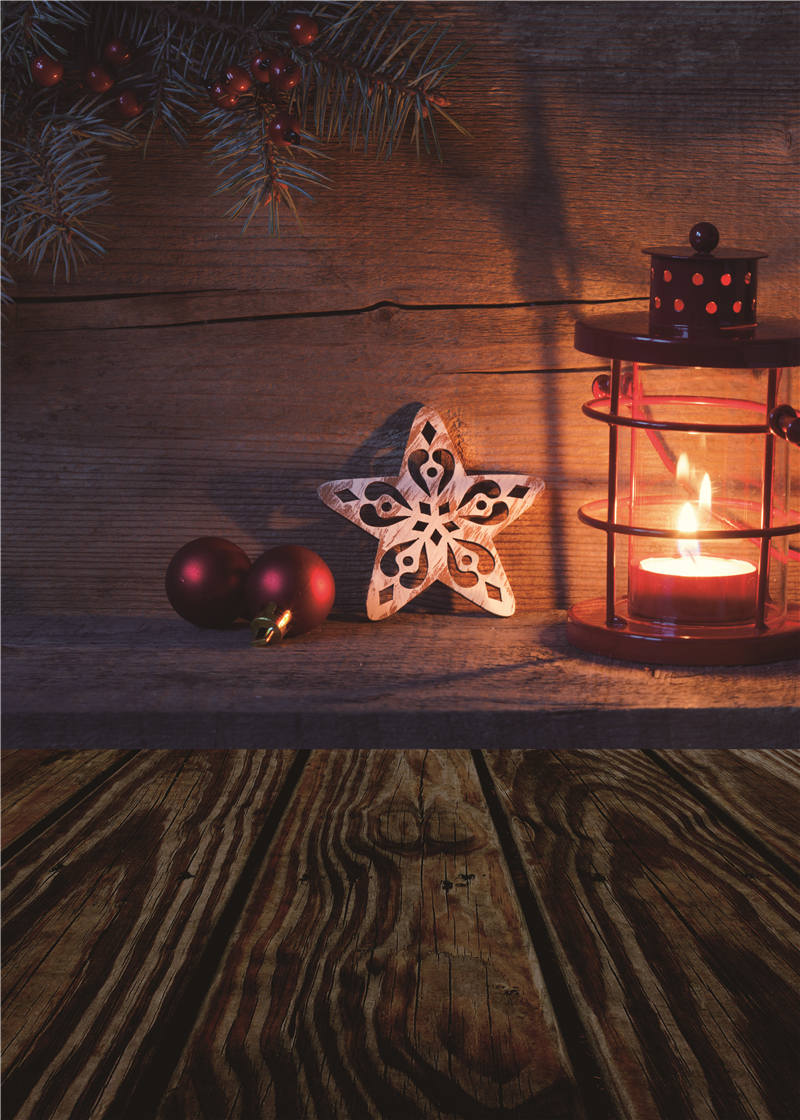 Photography Backdrops Christmas Wooden Floor Photo Studio Props Baby Background Vinyl 5x7ft or 3x5ft Jiesdx021