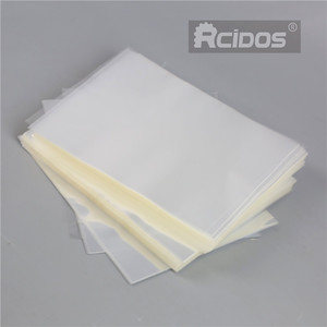 BOPP Cellophane Wrapping film,Cigarettes,cosmetics,poker box blister film,blister sealing machine,customized size,thick 0.021mm(China)