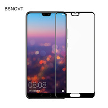 2pcs Glass Huawei P20 Lite Full Cover Screen Protector Film Anti-Brust Tempered For