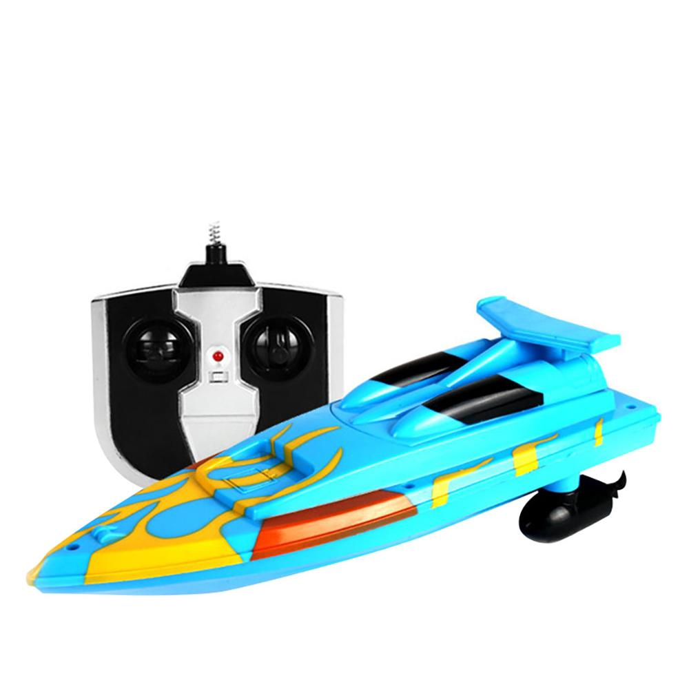 Image 3 - Wireless Remote Control Waterproof Super Mini Electric High Speed Boat Ship-in RC Boats from Toys & Hobbies