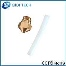 QIDI TECHNOLOGY Nozzle size 0.4mm MK10 for 3d printer print with 1.75mm filament mk10 3d printer reprap makerbot2 m7 brass stainless steel nozzle 0 2 0 3 0 4 0 5 0 6 0 7 0 8 1 0 2 0mm for 1 75mm filament