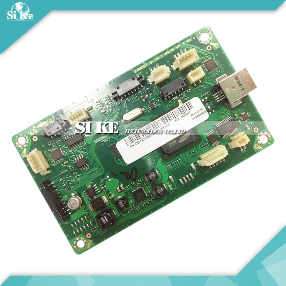 Laser Printer Main Board For Samsung SCX-3405 SCX-3405W SCX 3405W 3405 Formatter Board Mainboard Logic Board logic main board use for samsung scx 4650 scx 4650n scx 4650 4650n scx4650 formatter board mainboard