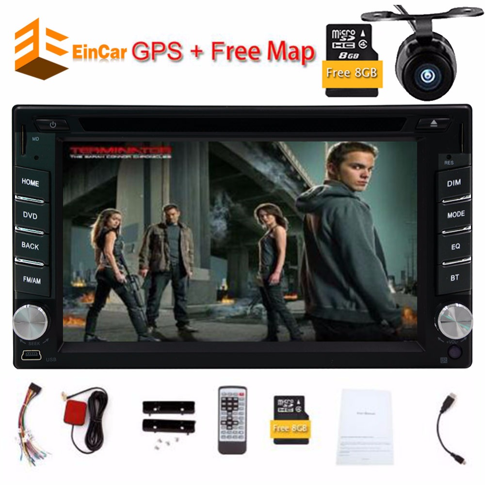 Car DVD Radio universal Double Din Car autoradio DVD Player GPS Navigation Stereo Head Unit video+Free two 2din gps Map camera free shipping car refitting dvd frame dvd panel dash kit fascia radio frame audio frame for 2012 kia k3 2din chinese ca1016