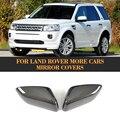 Чехлы для зеркала заднего вида из углеродного волокна для Land Rover Range Rover Vouge Sport SUV 4D 10-12 Freelander2 10-14 боковые чехлы