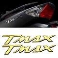 5 Color 3D Cubierta de la Motocicleta Del Cojín Del Tanque Protector de Cola Trasera sticker decoración adhesivos para yamaha tmax t-max 500 530 500 530