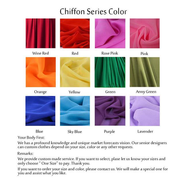 WBCTW Solid 7XL Plus Size Women 2018 Summer Style Chiffon Maxi Dress Purple  Long Sleeve Maxi 5dcec2c91298