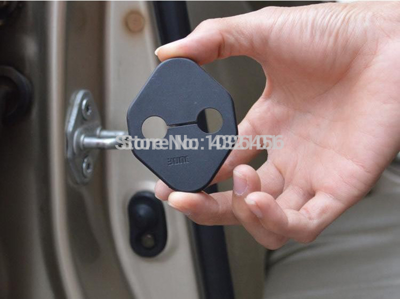 car door lock protective cover cover fit for toyota rav4 2013 2013 2014 camry 2012 vios. Black Bedroom Furniture Sets. Home Design Ideas
