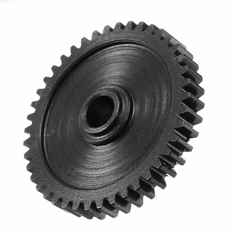 1 pieza de Metal de alta calidad 42 T pieza de repuesto para WLtoys A959B A969B A979B RC Coche