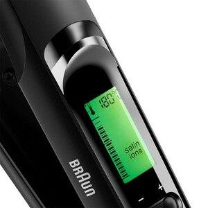 Image 5 - Braun Tóc Ép Tóc ST730 Hair Curler & Hair Straightener Protector Styling Tools Với Nhanh Chóng Khởi Hiệu Suất Nhiệt