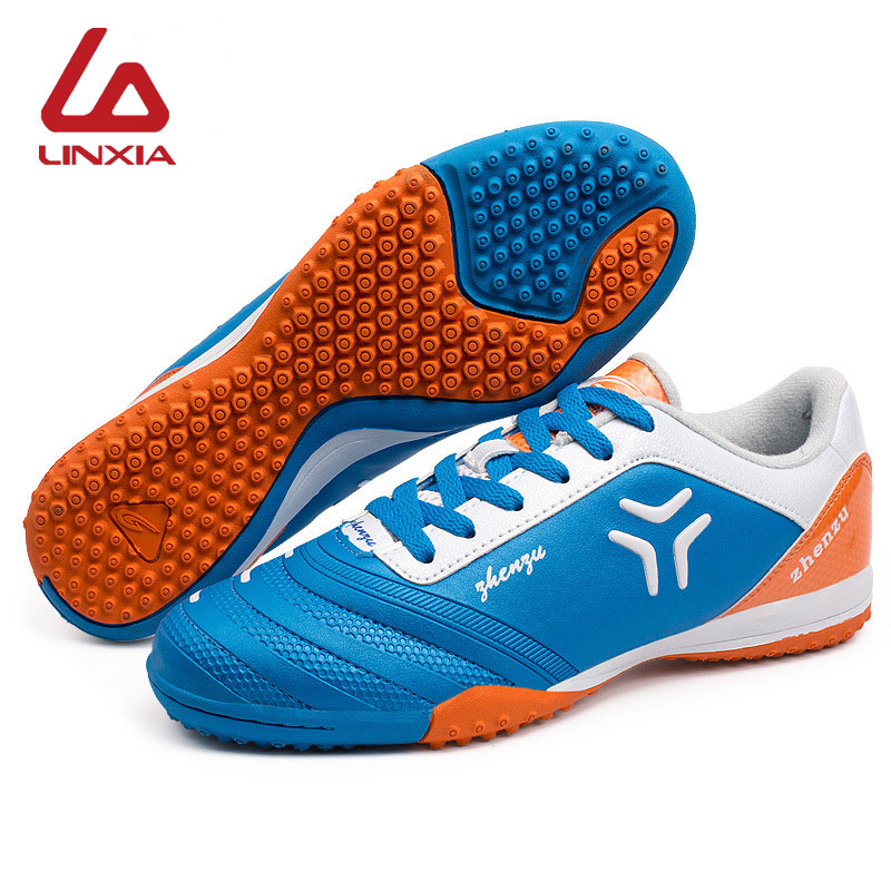 2018 Unisex Football Boots Turf Hard Court Breathable Outdoor High Quality Professional Training Soccer Shoes chuteira futebol