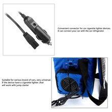 Новый 2 м 12 В автомобильного прикуривателя холодильник шнур питания кабель питания Авто Автомобильное зарядное устройство адаптер питания Прямая доставка