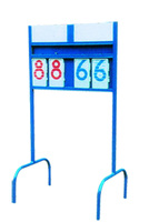 AJD 016 sports equipment sporting goods removable volleyball scoreboard contest Scoring Display Sign
