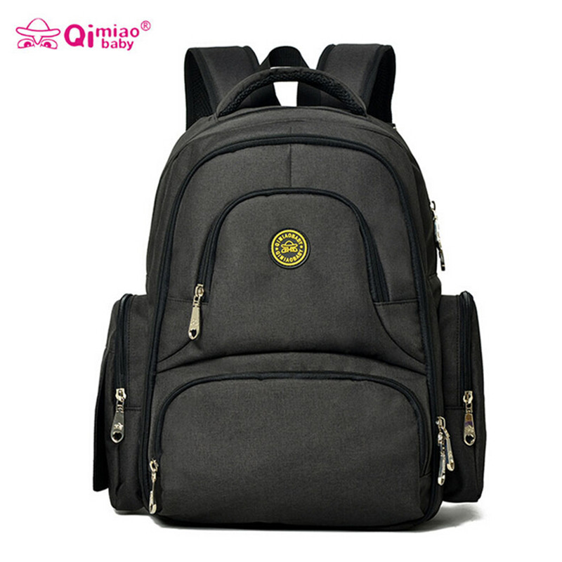 Mummy bag backpack nappy bag baby diaper bags Multifunctional mommy maternity Large capacity bag baby care product 4 color