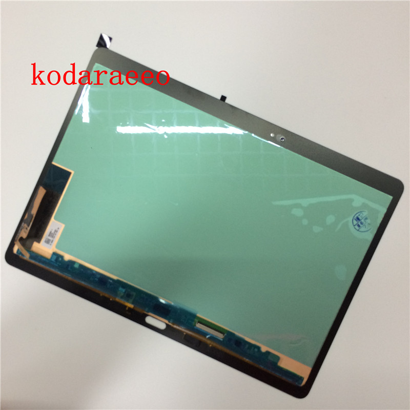 kodaraeeo 10.1 For Samsung GALAXY Tab S T800 T805 LCD Display+Touch Screen Digitizer Glass Assembly Replacement Parts srjtek 10 5 for samsung galaxy tab s t800 t805 sm t800 sm t805 touch screen digitizer sensor glass tablet replacement parts