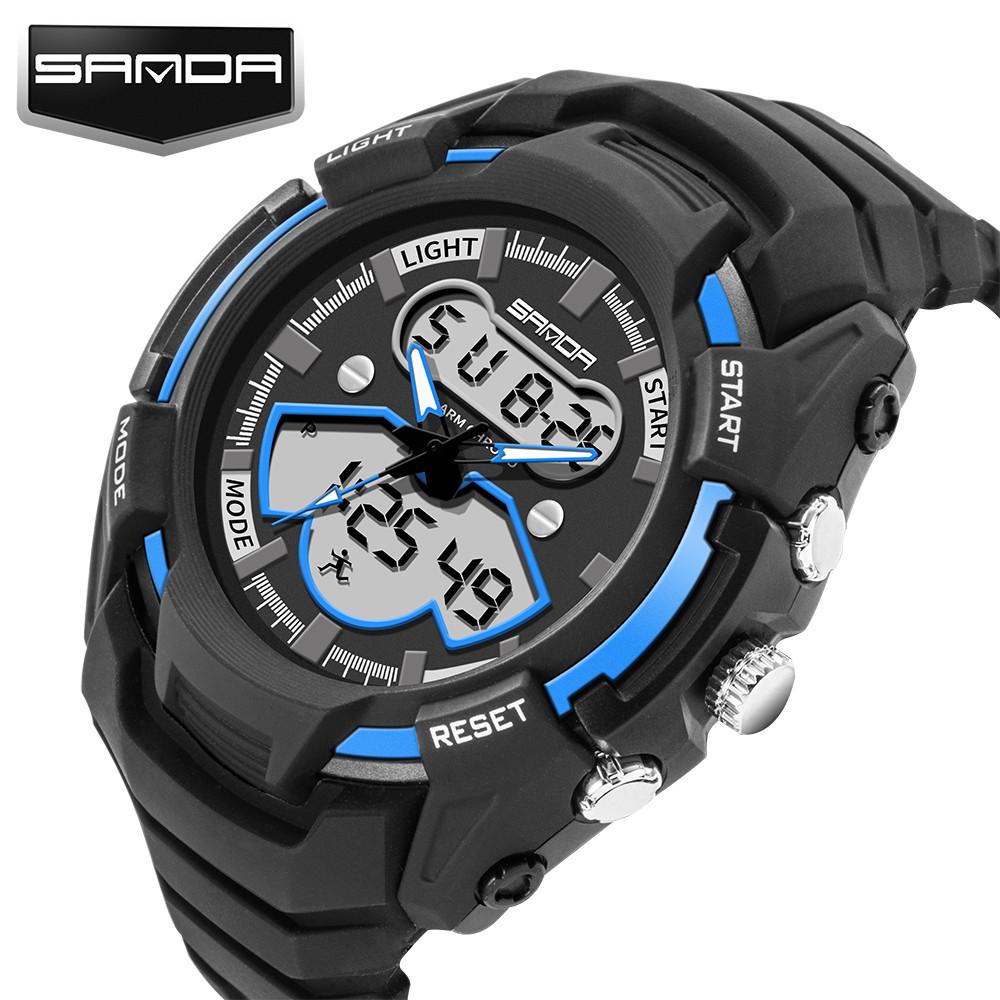 sanda sports watches for men  (2)