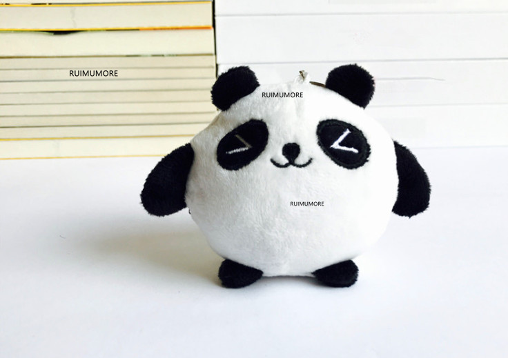 Cute 9CM Approx. Plush TOY DOLL ; Gift small pendant Stuffed Plush Toy , animal dolls(China)