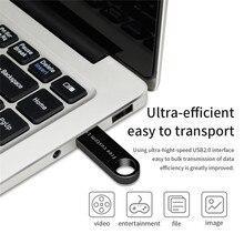 XPAY Wholesale pen drive 2.0 32GB usb flash drive 64GB practical capacity 16GB 8GB 4GB metal keychain usb stick 128GB Free LOGO