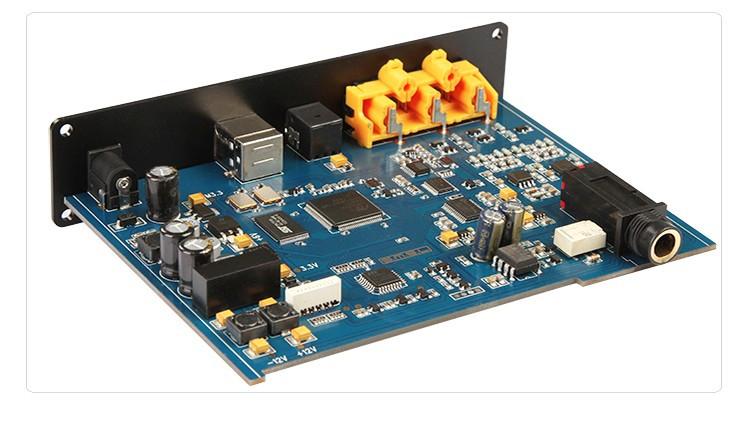 SMSL M6 HIFI Audio Decoder 32Bit384KHz USB asynchronous DAC Multifunction amp      1