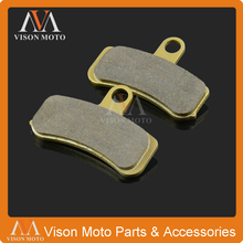 Cheapest prices Motorcycle Front Caliper Brake Pads For FLSTN FSXT SOFTAIL SOFTTALL DELUXE STANDARD FXCW FXCWC ROCKER C FXD SUPER GLIDE
