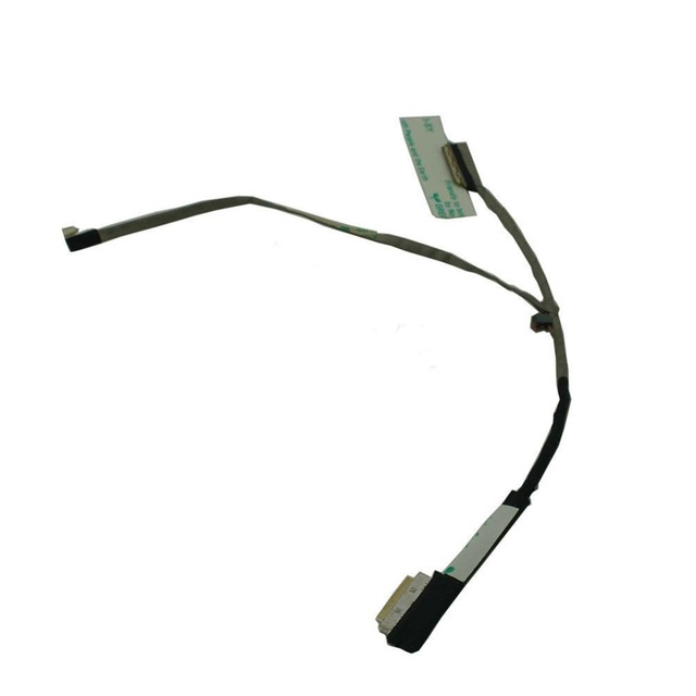 ЖК-экран Залить для Acer Aspire 722 PN P1VE6 DC020018U10 Кабель Замена Кабеля