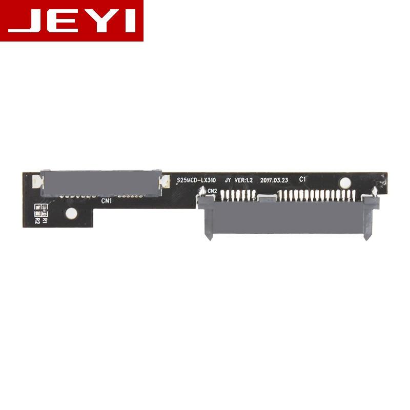 sata0010239ahf - JEYI Pcb95 lenovo 310 series optical drive hard drive bracket pcb SATA TO slim SATA caddy SATA3 Only PCB For Optical Caddy Empty