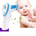 Nuevo multifuncional termómetro infrarrojo para bebés abs médica electrónica sin contacto de la frente termómetro digital de bebé