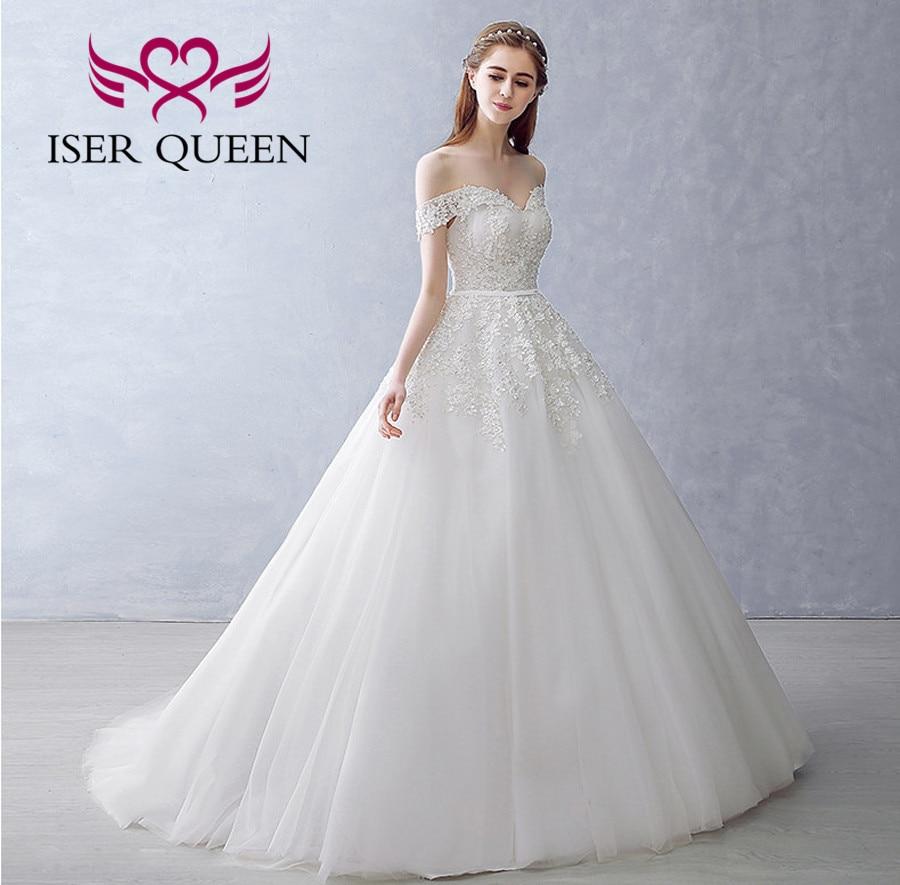 Simple Wedding Dress Europe