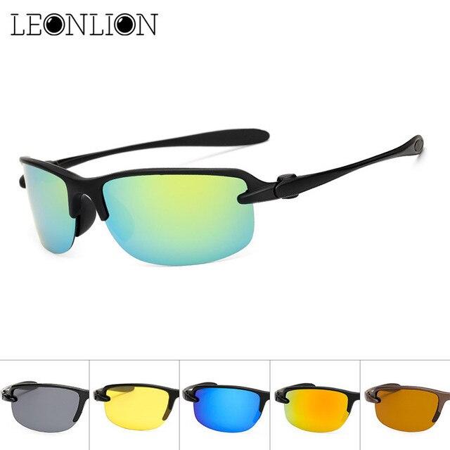 d67d10f7d1c LeonLion 2018 Vintage HD Polarized Sunglasses Men Classic Outdoor Driving  Sunglasses Brand Designer UV400 Glasses Masculino